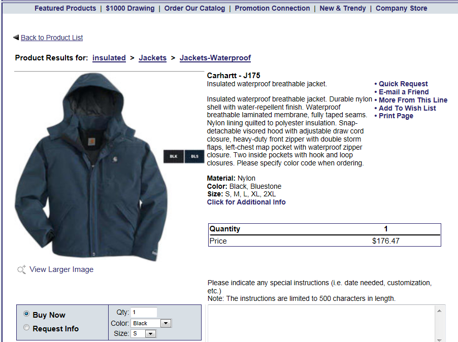 carhartt J175 Regular Black and Bluestone.png